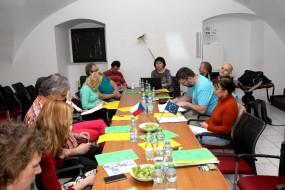 Setkání organizací zájmového a neformálního vzdělávání